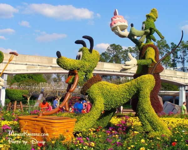 epcotflowerplutogoofy